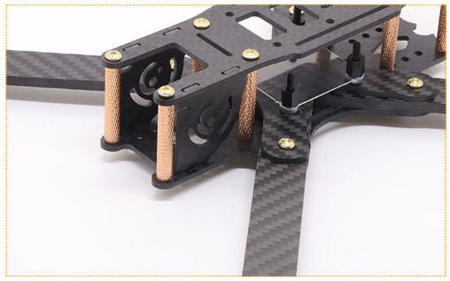 Frame-Kit-Frame-HSKRC-3K-Carbon-Fiber-XL6-283mm