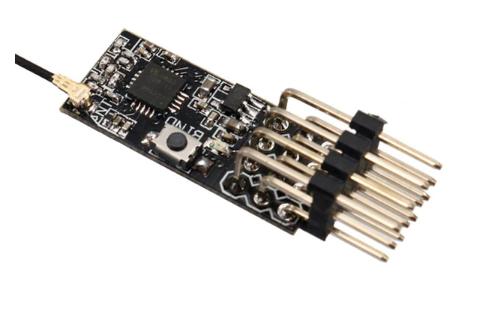 Mini-receptor-Frsky-D8-24G-4CH