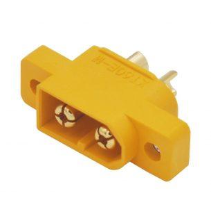 Conector-XT60E-M-montable-fijo