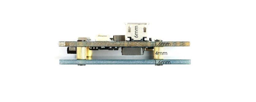 Controlador-de-vuelo-F411-WING-STM32F411
