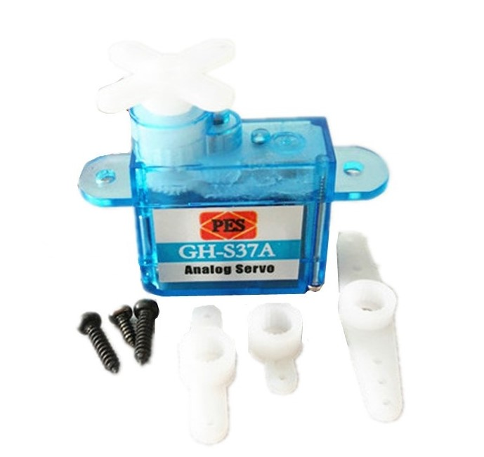 Micro-Servo-3.7-Gramos