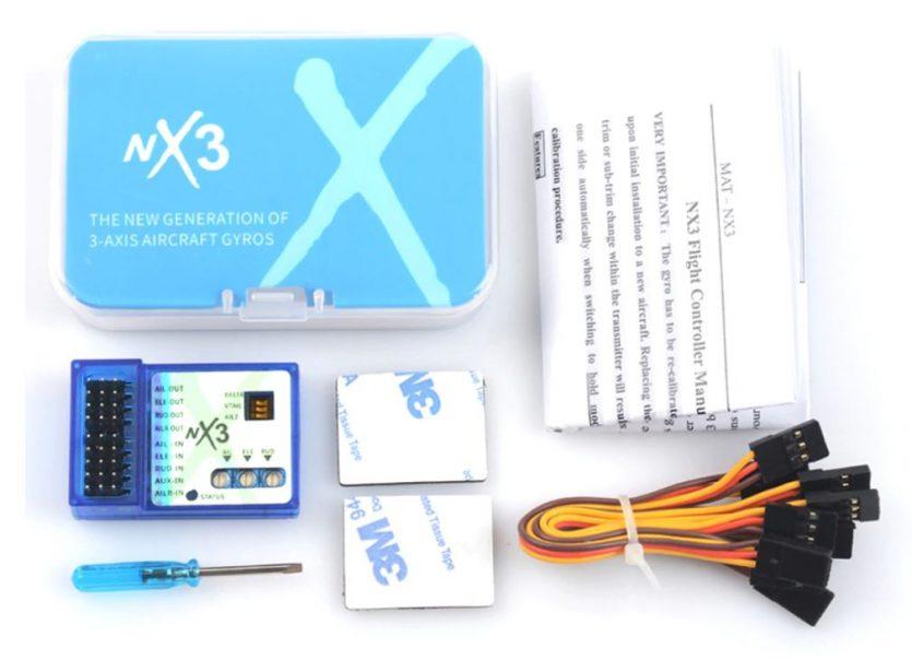 Controlador-de-vuelo-NX3-PRO