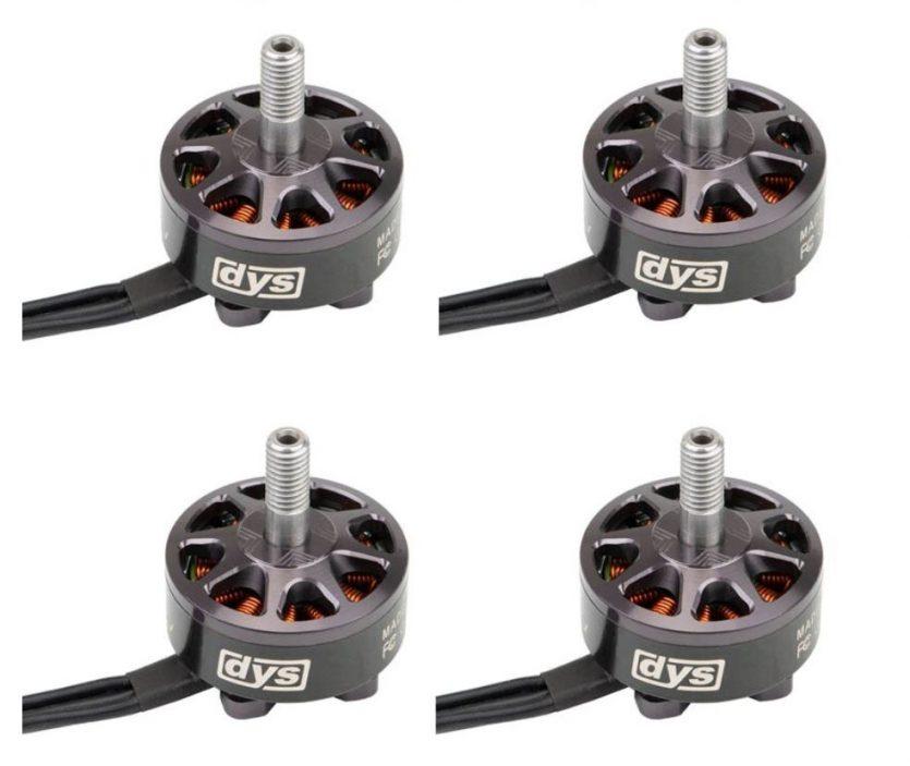 DYS-SF2207-2207-2400KV-4-5S-Motor-Brushless