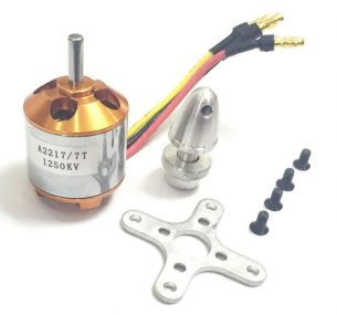 Motor-Brushless-A2217-1250KV
