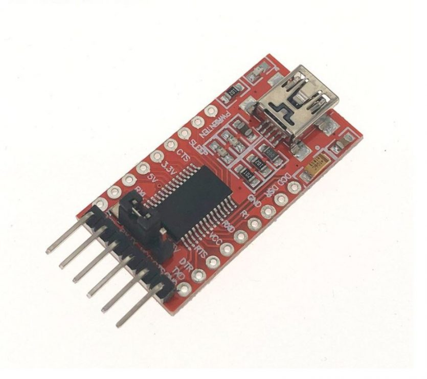 Modulo-USB-FTDI232