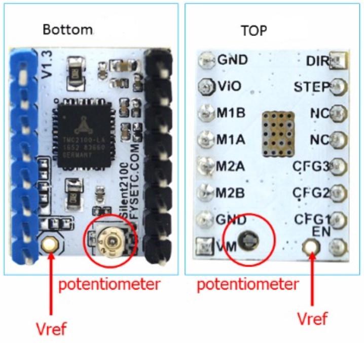 TMC2100-Controlador-de-motor-paso-a-paso