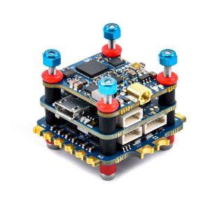Stack-Mini-Ciclon-F4-ESC-35A-VTX-400mW